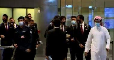 السعودية نيوز                                                10 صور تلخص رحلة الأهلي من مطار القاهرة إلى الدوحة للمشاركة فى مونديال الأندية