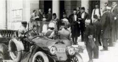 100 صورة فوتوغرافية.. قبل دقائق من اغتيال ولى عهد النمسا 1914