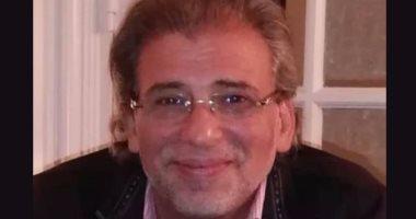 خالد يوسف يعلن تعافيه من فيروس كورونا: لم أشعر بأى معاناة والمسحة طلعت سلبية