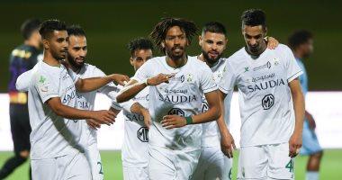 السعودية نيوز |                                              أهلي جدة يستدرج ضمك فى الجولة الثالثة بالدورى السعودي