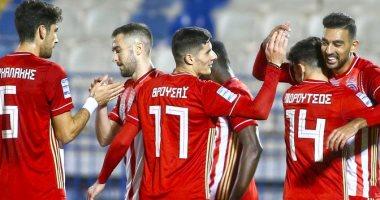 كوكا يبحث عن التأهل لنصف نهائى كأس اليونان مع أولمبياكوس الليلة