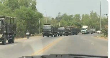 """مواطنو ميانمار يطالبون اليابان بالضغط على الجيش لتحرير """"سو كى"""" وإعادة الحكومة"""