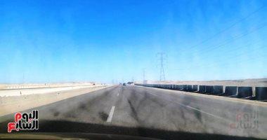 طريق صحراوي ـ أرشيفية