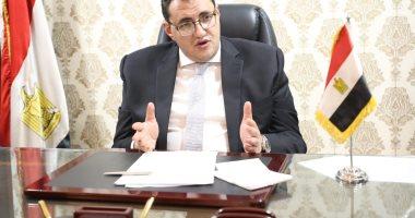 الدكتور خالد مجاهد، المتحدث باسم وزارة الصحة
