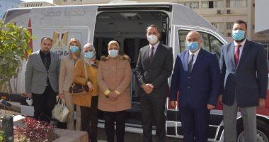 وزارة التخطيط تستقبل وفدا حكوميا عراقيا لبحث الاستفادة من الخبرات المصرية