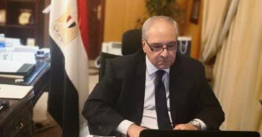 السعودية نيوز                                                سفير مصر بالرياض يبحث مع وزير الداخلية السعودي تسهيل امور الجالية المصرية