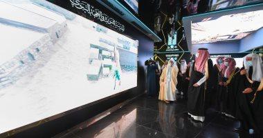 السعودية نيوز                                                أمير منطقة المدينة المنورة يُدشن مقر المعرض والمتحف الدولي للسيرة النبوية والحضارة الإسلامية