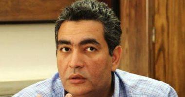 أحمد مجاهد: أنا أهلاوى وفيفا استفسر عن عقوبة الشناوى عقب شكوى أحد الأندية