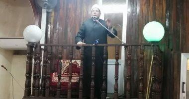 رئيس قافلة الأوقاف الدعوية يلقى خطبة الجمعة بمسجد نيالا العتيق فى السودان