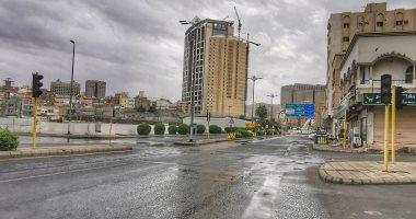 السعودية نيوز |                                              هطول أمطار غزيرة على مكة المكرمة.. فيديو وصور
