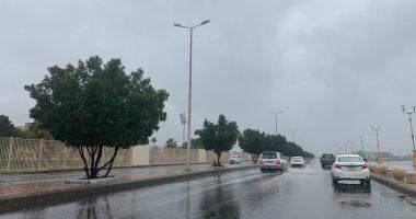 السعودية نيوز |                                              أمطار غزيرة تضرب العاصمة السعودية الرياض