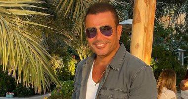 السعودية نيوز |                                              عمرو دياب يعلن نفاد تذاكر حفله في السعودية يوم الجمعة المقبل