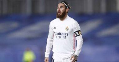 إصابة راموس قائد ريال مدريد بفيروس كورونا.. الفربق الملكى يعلن فى بيان