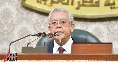 """رئيس مجلس النواب يطالب الأعضاء باستعمال بصمة الوجه: """"مفيش استثناء لأحد"""""""