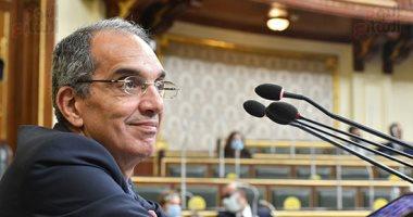 """مطالب برلمانية لـ""""وزير الاتصالات """" بتحسين خدمات المحمول والإنترنت"""