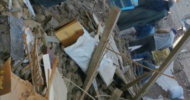 إصابة 3 أشخاص في انهيار منزل بأسيوط ونقلهم مستشفى منفلوط المركزي