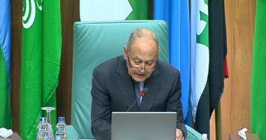 السعودية نيوز |                                              أبو الغيط يؤيد المبادرة السعودية لحل الأزمة في اليمن