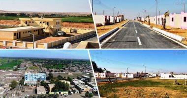 أخبار مصر.. تطوير قرى حياة كريمة يشمل كهرباء وغاز وصرف وتمكين اقتصادي