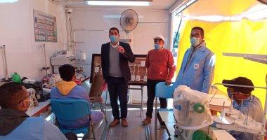 القوى العاملة تعلن انتهاء الدورة التدريبية الأولى على مهنة الكهرباء بجنوب سيناء