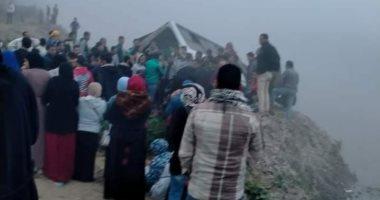 4 وفيات و24 مصابا حصيلة ضحايا حادث تصادم ميكروباصين على صحراوى أسوان