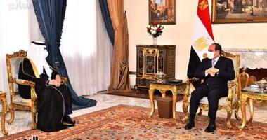 السعودية نيوز |                                              أخبار مصر.. الرئيس يؤكد الخصوصية الاستراتيجية لعلاقات مصر والسعودية