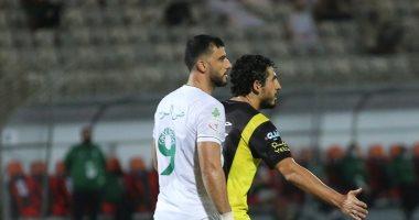 أحمد حجازي يسجل هدف التعادل فى مباراة الأهلي ضد اتحاد جدة