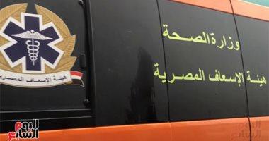 """صورة مصرع طفل فى حادث سير بطريق """"بورسعيد – الإسماعيلية"""""""