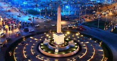 شاهد ميدان التحرير بعد تطويره ينافس أجمل ميادين العالم.. صور