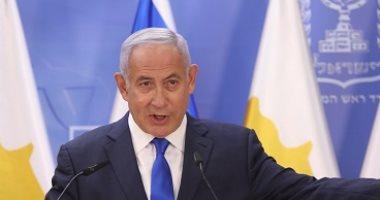 """نتنياهو يوجه بفرض حظر تجول ليلي خلال عيد الـ""""بوريم"""""""