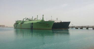 مصادر بالبترول: تصدير شحنة غاز من مصنع دمياط للإسالة اليوم متجهة للهند
