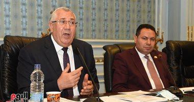 السعودية نيوز |                                              وزير الزراعة يستقبل وفد سعودى لمتابعة حركة الصادرات الزراعية المصرية للمملكة