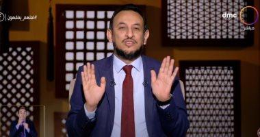 رمضان عبد المعز: كل الأنبياء بايعوا الرسول إماما وأرسل للإنس والجن