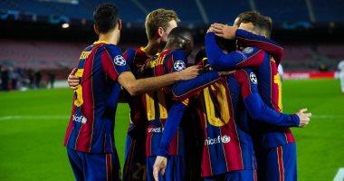 صورة التشكيل المتوقع لقمة إشبيلية ضد برشلونة فى الدوري الإسباني