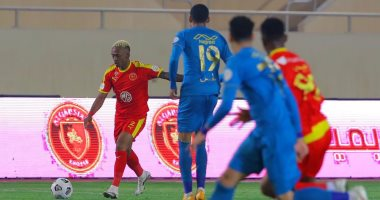 السعودية نيوز |                                              النصر يواصل سقوطه فى الدوري السعودي بهدف أمام القادسية.. فيديو
