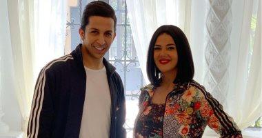 إصابة دنيا سمير غانم ودلال عبد العزيز وهشام جمال بفيروس كورونا