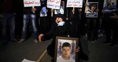 أهالي ضحايا انفجار بيروت يعتصمون أمام قصر العدل فى لبنان.. ألبوم صور