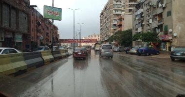 طقس القليوبية .. أمطار شديدة وموجة صقيع تضرب مدن المحافظة.. فيديو وصور