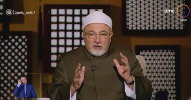 خالد الجندى: الرزق ليس قاصراً على المال فقط وهناك من يزيد علينا دون علم
