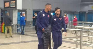 اتصالات بين وزيرى الرياضة والطيران لحل أزمة بعثة الزمالك العالقة بالجزائر