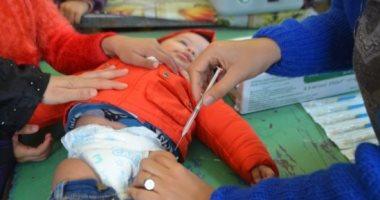 صحة الأقصر تعلن انتهاء حملة تطعيمات ضد مرض شلل الأطفال غداً.. صور