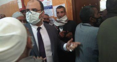 تأجيل النزاع بين الأوقاف والإصلاح الزراعى إلى 4 أبريل بمحكمة كفر الشيخ.. صور
