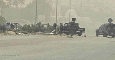 """مصادر ليبية تكشف لـ""""اليوم السابع"""" تفاصيل محاولة اغتيال وزير داخلية الوفاق"""