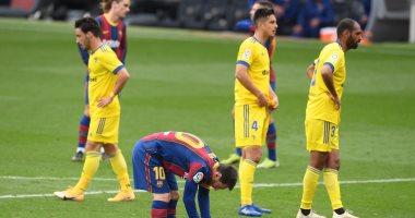 برشلونة يتعادل مع قادش فى الدورى الإسبانى.. ألبوم صور