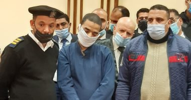 إحالة سفاح الجيزة للمفتى للمرة الثانية بتهمة قتل صديقه والنطق بالحكم 24 مارس