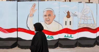 العراق من تانى.. الحضارة السومرية تفتح أبوابها استقبالا لبابا الفاتيكان