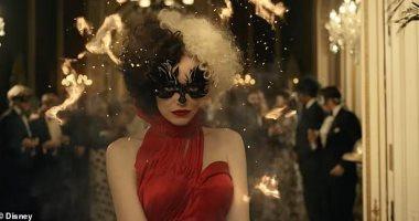 تريلر جديد لفيلم Cruella قبل طرحه في مايو المقبل بطولة إيما ستون.. فيديو