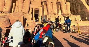 دخول الزوار منطقة آثار أسوان والنوبة بـ 5 جنيهات حتى نهاية أيام عيد الفطر