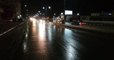 تعرف على إرشادات المرور لتجنب حوادث الطرق فى حالة هطول الأمطار
