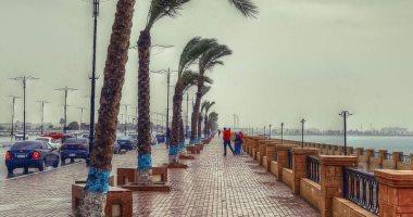 الوصايا الـ 10 لتفادى وقوع حوادث أثناء هطول الأمطار  على الطرق