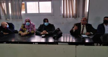"""""""صحة كفر الشيخ"""" تستعد للحملة القومية لتطعيم الأطفال"""